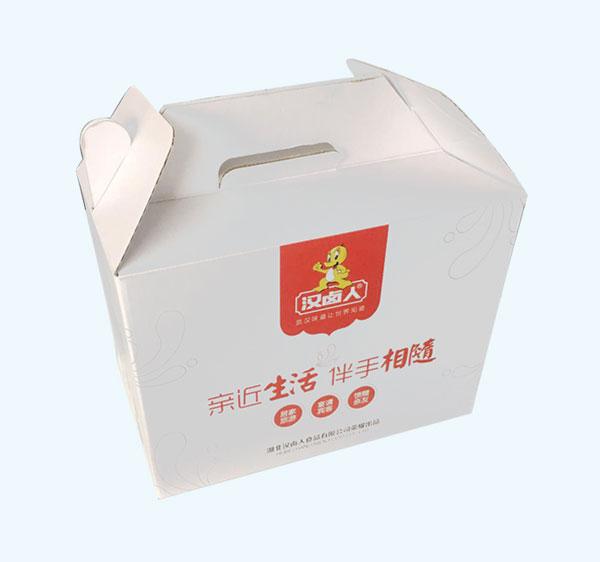 汉卤人包装盒
